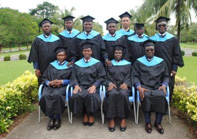 Photos cérémonie de remise des diplômes Master DSAMO 29 octobre 2018