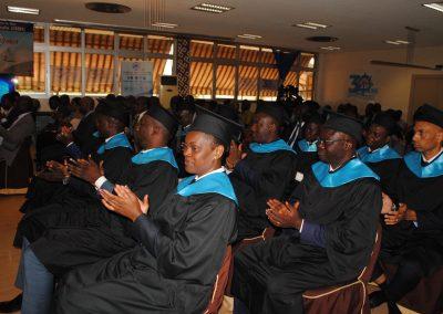 Ceremonie de remise de diplomes master DSAMO 29 oct 2018
