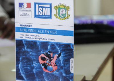 Aide medicale en mer 16 au 19 octobre 2018