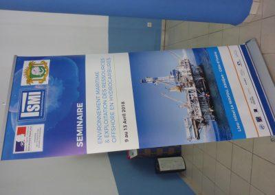 Environnement maritime et exploitation des ressources offshore en hydrocarbures 9 au 13 avril 2018