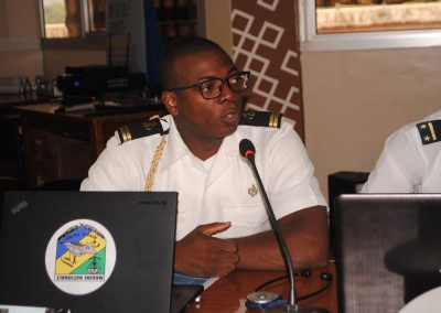 Maritime information and intelligence seminar from 08 to 11 October 2019