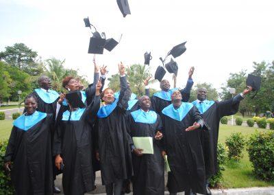 Cérémonie de remise des diplômes Master 2 DSAMO 22 novembre 2019