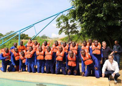 Séminaire recherche et sauvetage en mer (niveau1) du 11 au 15 novembre 2019