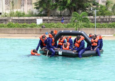 Sea search and rescue seminar (level 1) from 11 to 15 November 2019