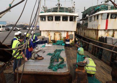 """séminaire """"Inspecteur des pêches (niveau 2)"""" du 10 au 14 février 2020"""