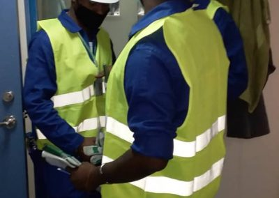 Séminaire ciblage et fouilles des navires niveau 2 à Dakar du 16 au 20 novembre