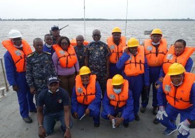 Stage Police en mer du 05 au 16 juillet 2021