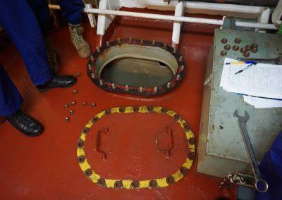 Stage fouille des navires niveau 2 du 21 au 25 juin 2021